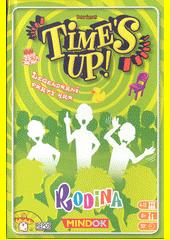 Time's up : legendární párty hra : rodina (odkaz v elektronickém katalogu)