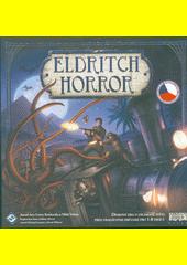 Eldritch horror : desková hra o záchraně světa před pradávnými hrůzami (odkaz v elektronickém katalogu)