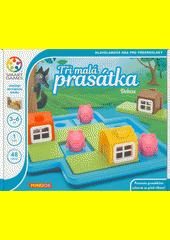 Tři malá prasátka : deluxe : hlavolamová hra pro předškoláky (odkaz v elektronickém katalogu)