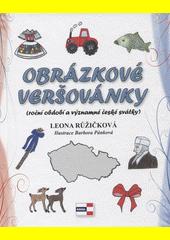 Obrázkové veršovánky : (roční období a významné české svátky)  (odkaz v elektronickém katalogu)