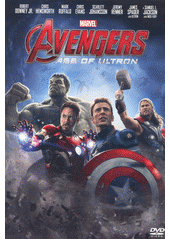 Avengers. Age of Ultron (odkaz v elektronickém katalogu)