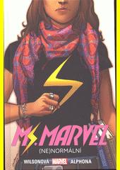 Ms. Marvel. (Ne)normální  (odkaz v elektronickém katalogu)