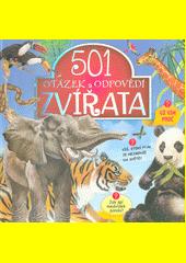 501 otázek a odpovědí - zvířata  (odkaz v elektronickém katalogu)