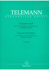 Concerto d-Moll TWV43:D2 (odkaz v elektronickém katalogu)