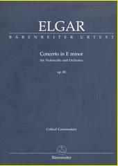 Elgar Konzert e moll (odkaz v elektronickém katalogu)