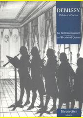 Debussy Dětský koutek (odkaz v elektronickém katalogu)