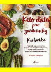 Keto dieta pro začátečníky : kuchařka : více než 100 lahodných, sytých, nízkosacharidových jídel, která vás posunou do keto zóny, prolomí bariéru nehubnutí a naučí vás keto životnímu stylu  (odkaz v elektronickém katalogu)