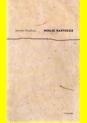 Neklid kartoezie  (odkaz v elektronickém katalogu)