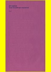 Muž na pokraji vzplanutí : haiku z diáře 2017-2018  (odkaz v elektronickém katalogu)
