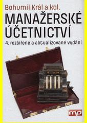 Manažerské účetnictví  (odkaz v elektronickém katalogu)