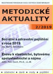 Sociální a zdravotní pojištění v roce 2019  (odkaz v elektronickém katalogu)