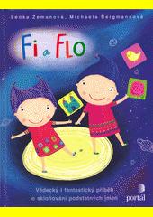 Fi a Flo : vědecký i fantastický příběh o skloňování podstatných jmen  (odkaz v elektronickém katalogu)