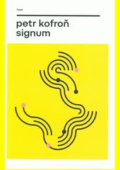 Signum  (odkaz v elektronickém katalogu)