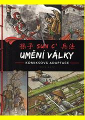 Umění války : komiksová adaptace  (odkaz v elektronickém katalogu)
