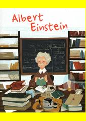 Génius Albert Einstein  (odkaz v elektronickém katalogu)