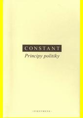 Principy politiky  (odkaz v elektronickém katalogu)