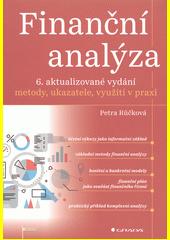 Finanční analýza : metody, ukazatele, využití v praxi  (odkaz v elektronickém katalogu)