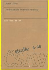Hydroponické kultivační systémy  (odkaz v elektronickém katalogu)