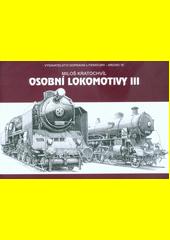 Osobní lokomotivy III  (odkaz v elektronickém katalogu)
