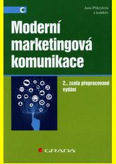 Moderní marketingová komunikace  (odkaz v elektronickém katalogu)