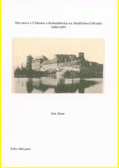 Slavatové z Chlumu a Košumberka na Jindřichově Hradci 1604-1691  (odkaz v elektronickém katalogu)