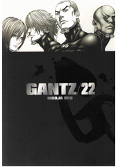 Gantz. 22  (odkaz v elektronickém katalogu)