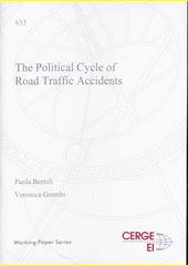 The political cycle of road traffic accidents  (odkaz v elektronickém katalogu)