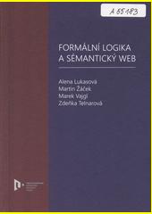 Formální logika a sémantický web  (odkaz v elektronickém katalogu)