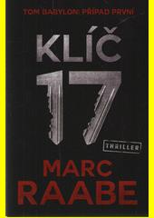 Klíč 17  (odkaz v elektronickém katalogu)
