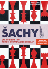 Šachy : jak pochopit hru pomocí ilustrovaných schémat  (odkaz v elektronickém katalogu)