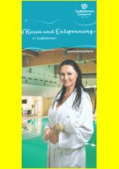Kuren und Entspannung in Südböhmen : Südböhmen Entspannt  (odkaz v elektronickém katalogu)