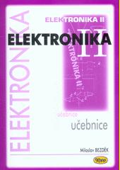Elektronika. II  (odkaz v elektronickém katalogu)