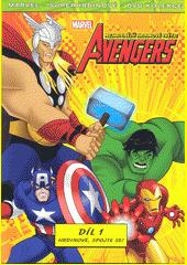 The Avengers : nejmocnější hrdinové světa. Díl 1, Hrdinové, spojte se! (odkaz v elektronickém katalogu)