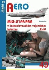 MiG-21PF (odkaz v elektronickém katalogu)