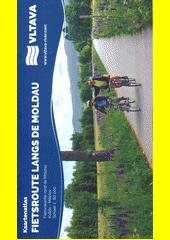 Fietsroute langs de Moldau : kaartenatlas : fietsvakantie rond de Moldau . Kvilda - Milešov (odkaz v elektronickém katalogu)
