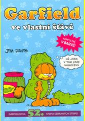 Garfield ve vlastní šťávě  (odkaz v elektronickém katalogu)