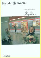 Karel Jaromír Erben, Kytice (odkaz v elektronickém katalogu)