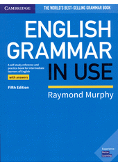 English Grammar in Use : a self-study reference and practice book for intermediate learners of English : with answers  (odkaz v elektronickém katalogu)