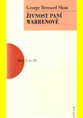Živnost paní Warrenové  (odkaz v elektronickém katalogu)
