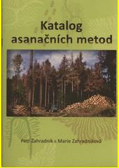 Katalog asanačních metod  (odkaz v elektronickém katalogu)