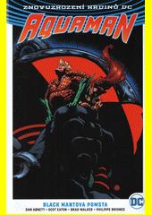 Aquaman. Kniha druhá, Black Mantova pomsta  (odkaz v elektronickém katalogu)
