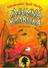 Dobrodružství Rychlé Veverky. 5. díl Tajemná krabička  (odkaz v elektronickém katalogu)