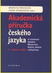 Akademická příručka českého jazyka  (odkaz v elektronickém katalogu)