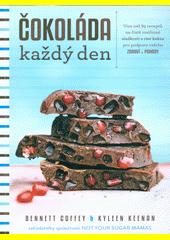 Čokoláda každý den : více než 85 receptů na čistě rostlinné sladkosti z raw kakaa pro podporu vašeho zdraví a pohody  (odkaz v elektronickém katalogu)