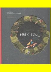 Malý princ  (odkaz v elektronickém katalogu)