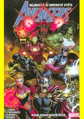 Avengers. Poslední návštěva  (odkaz v elektronickém katalogu)