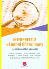 Interpretace Národní účetní rady : s praktickými příklady a komentáři  (odkaz v elektronickém katalogu)