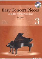 Easy Concert Pieces. Volume 3 = Leichte Konzertstucke. Band 3 : 41 Easy Pieces from 4 Centuries  (odkaz v elektronickém katalogu)