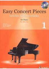 Easy Concert Pieces : 50 Easy Pieces from 5 Centuries  (odkaz v elektronickém katalogu)