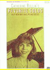 Favorite Solos. Book 3  (odkaz v elektronickém katalogu)